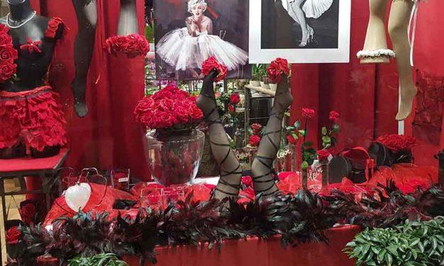 La rose éternelle pour fêter la Saint Valentin